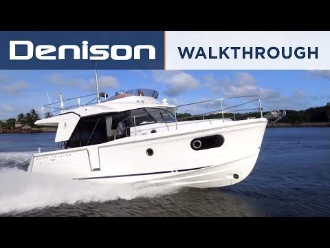 Beneteau 30 Swift Trawler 30ST [Walkthrough]