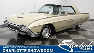 1963 Ford Thunderbird For Sale 4722 CHA