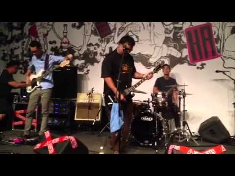 YouthWreck [Live at Clash Of The Bands 2013] Part 1