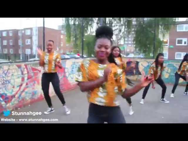 Stunnah Gee - Baby Le Freestyle Dance by D4L DANCERS