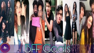 Best Friend Musically Video Compilation (BFF Goals) 2018   Musically India Compilation.