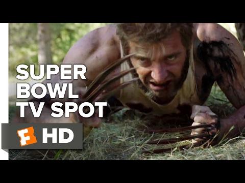 Logan 'Grace' Super Bowl TV Spot (2017) | Movieclips Trailers