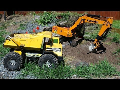 RC ADVENTURES - Earth Digger 4200XL Excavator