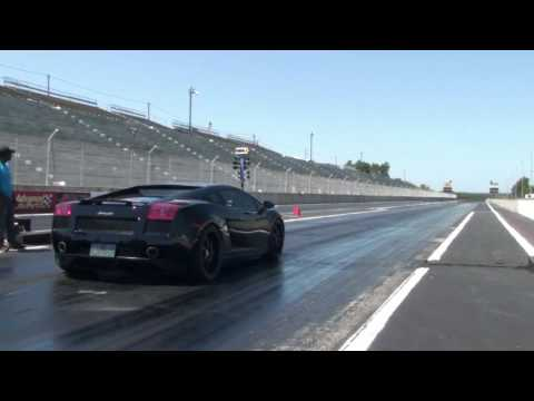 Underground Racing Twin Turbo Lamborghini Gallardo - World's Fastest Lamborghini