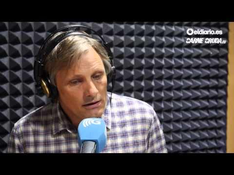 ENTREVISTA | Viggo Mortensen en la carnicería