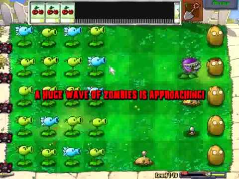 Plants vs Zombies Part 3
