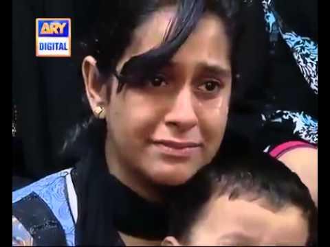 Iqrar ul Hassan and Waseem Badami is Crying