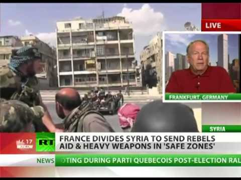 Engdahl: Western Intervention in Syria Creates Bloodshed and Civil War