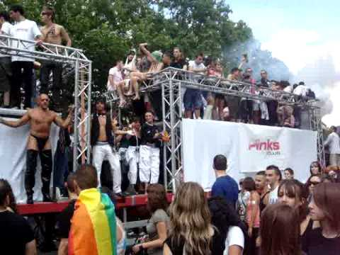 ROL Ep. #1: Gay Pride Parade - Lyon, France