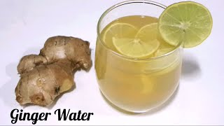 Ginger Water for Weight loss fast