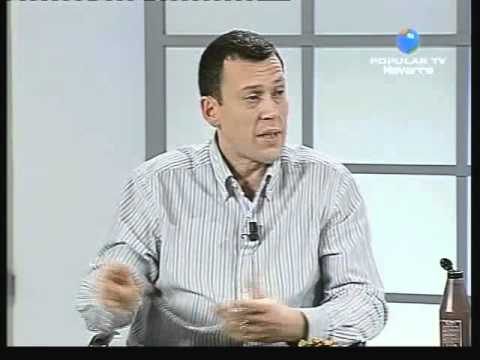 Jose Luis Aranguren - Cristina & Cía - Popular TV