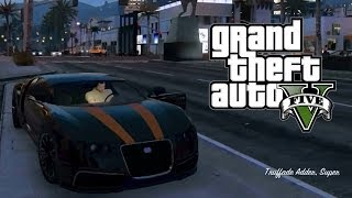 GTA 5 Bugatti Veyron Location And Gameplay (Truffade Adder) GTA V