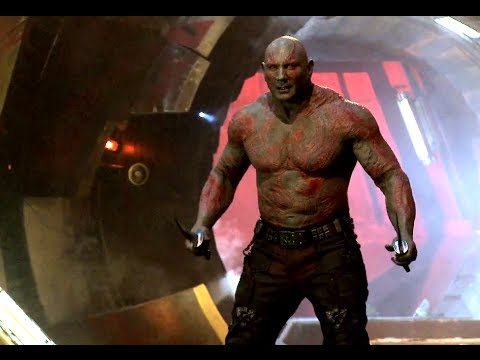 Guardians of the Galaxy Featurette - Meet Drax (2014) Dave Bautista, Marvel HD