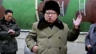 North Korea fires first test missile of Trump era