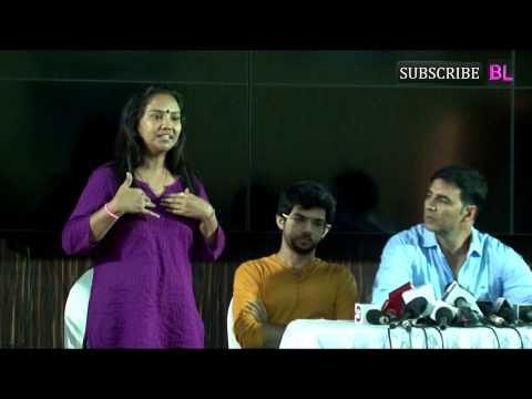Akshay Kumar advocates self-defense for women part 1