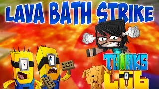 Minecraft Mods : Think's Lab - Lava Bath Minion Strike! [Minecraft Roleplay]