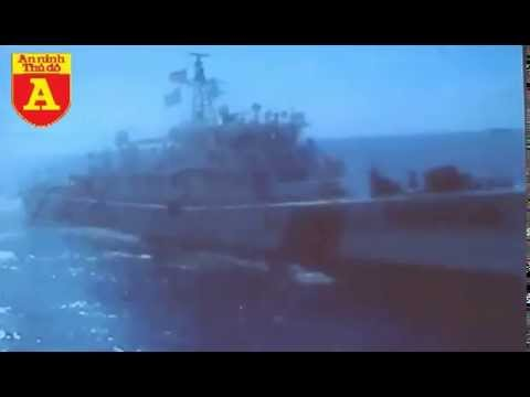 Coast Guard Vietnam, China clash in South China Sea - published on 7 May 2014 Part 1