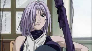 Tenjho Tenge - Maya Natsume: Dangerous & Beautiful