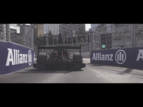 Human vs Machine | Nicki Shields races an autonomous car | Roborace