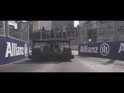 Human vs Machine | Nicki Shields races an autonomous car | Roborace
