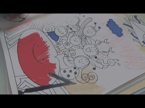 Bogyó és Babóca színező könyv