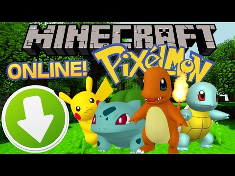 HOW TO INSTALL PIXELMON FOR MINECRAFT 2017 AND HOW TO PLAY PIXELMON ON A SERVER