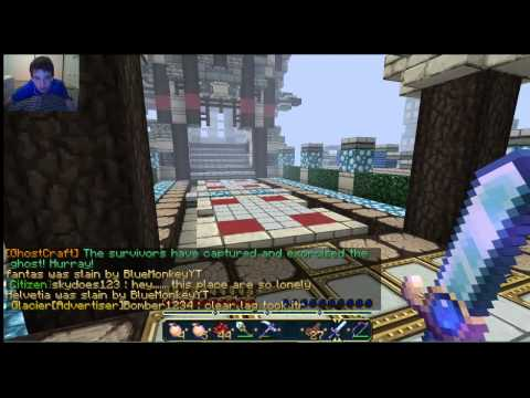 Minecraft CRACKED 1.6.2 server hg, hide and seek, facs, ghostcraft, (ect.)