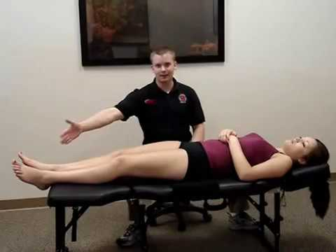 Chiropractic Extremity Adjustments