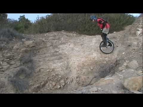 Unicycling:
