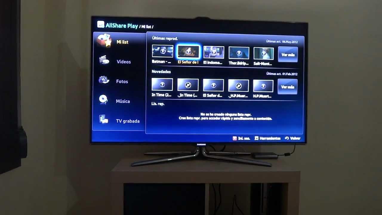 Samsung Smart tv 7000 Samsung Es7000 2012 Smart tv