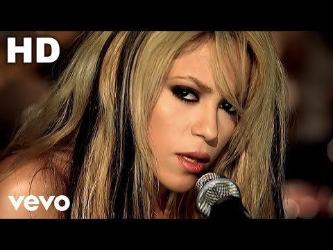 Shakira - Objection (Tango) Music Videos