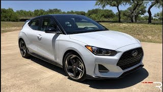 2019 Hyundai Veloster R-Spec - Nearly A Korean Hot Hatch