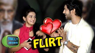 Swara Flirts with Lakshya at Pink screening | Swaragini