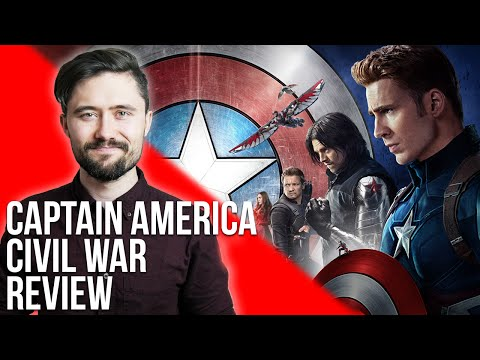 Why Captain America: Civil War is the worst MCU movie