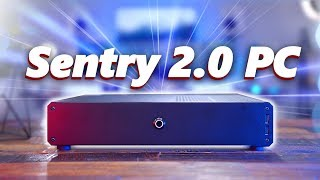 Building A Console-Sized Gaming PC! The Sentry 2.0
