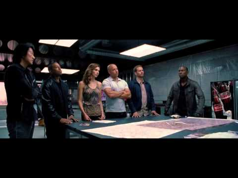 Fast & Furious 6 Official Trailer 2 (2013) HD