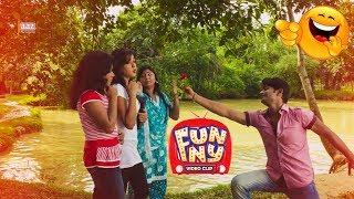 Valobashar Rong Funny Clips   Bappy   Mahiya Mahi   Jaaz Multimedia