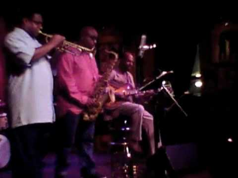 Pharez Whitted Sextet -