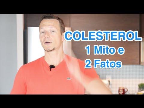 Colesterol: 1 Mito Quebrado e 2 Fatos Chocantes