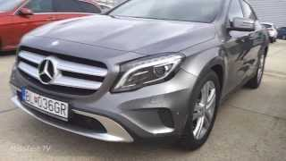 New Mercedes-Benz GLA 2014 - first look
