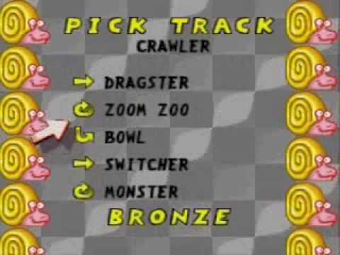 Uniracers (SNES) Gameplay