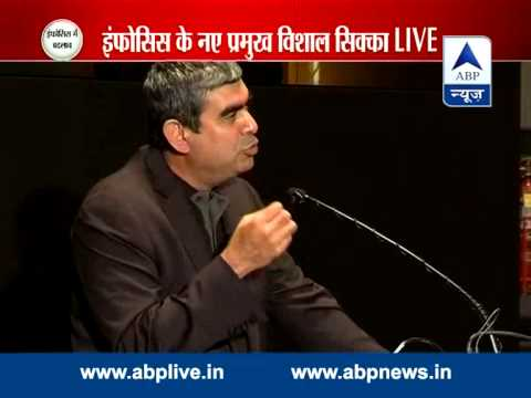 Murthy to step down, Vishal Sikka new Infosys CEO