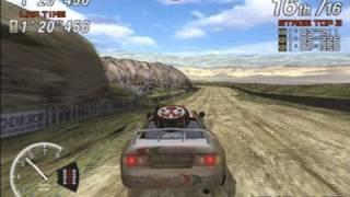 Vidéotest Sega Rally 2 ( Dreamcast )