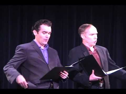 Brian Darcy James and Michael Winther - Moving Right Along (Jeff Blumenkrantz)