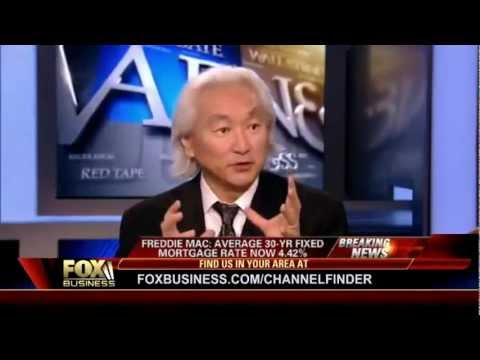 MICHIO KAKU: EARTH UNPREPARED FOR MASSIVE SOLAR STORM IN 2012-2013