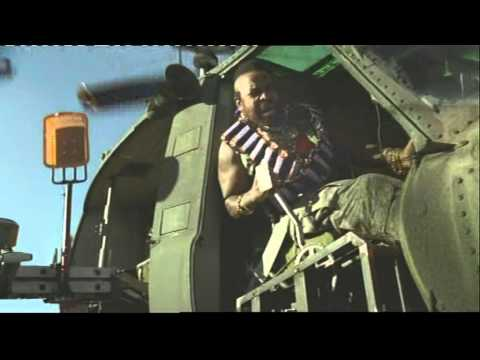 Snickers advert- Mr T in Helicopter