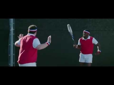 THE WEDDING RINGER - Tennis Skills