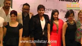 Nikki Galrani Inaugurate 50th Toni & Guy Saloon Launch