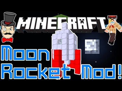 Minecraft Mods Moon Space