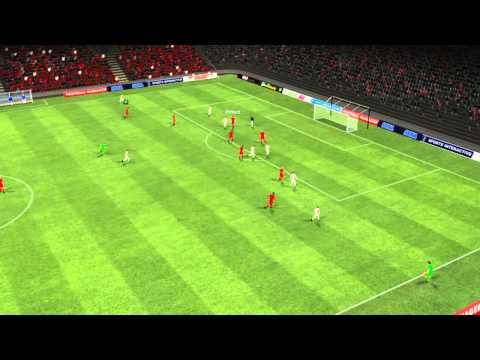 Kaiserslautern vs Stuttgart - Gebhart Goal 41 minutes
